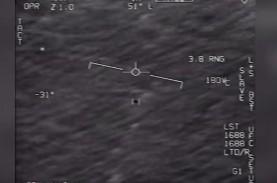 Pentagon Rilis Video UFO yang Jadi Polemik
