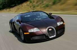 Bugatti Veyron 16.4, Mobil Tercepat di Dunia 15 Tahun Lalu