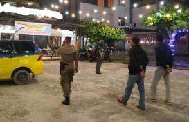 PSBB Pekanbaru: Jalan Sudirman dan HR Soebrantas Ditutup 05.00 hingga 14.00 WIB