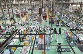 Hampir Separuh Industri Menengah Besar Kantongi Izin Operasional PSBB