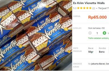 Es Krim Dirumorkan Picu Corona, 16 Es Krim Vienneta ini Terjual Rp222 juta
