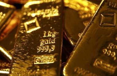 Jelang Pertemuan The Fed, Harga Emas Menguat di Tengah Pelemahan Dolar AS