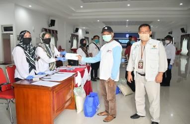 UPZ Pupuk Kaltim Gelontorkan Rp1,69 Miliar Untuk 1.129 KK Terdampak Covid-19 di Bontang