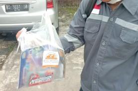 Jasa Kurir Lokal Tuai Berkah saat Pandemi Corona,…