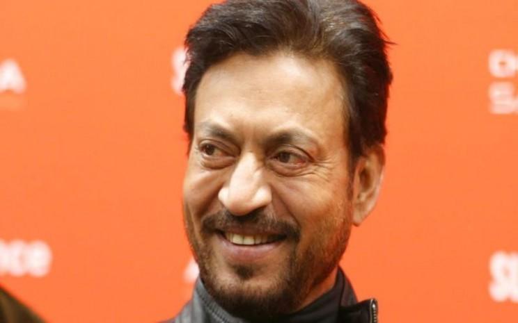 Irrfan Khan meninggal karena kanker. -  Global Domain