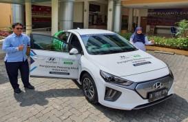 Hyundai Sediakan Ioniq Electrik untuk Rumah Sakit Rujukan Covid-19