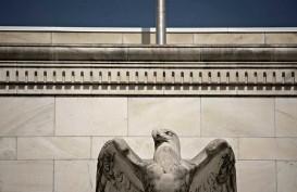 The Fed Diramal Patok Bunga Acuan di Level Nol hingga 2024