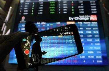 Awal Perdagangan Kamis (30/4) IHSG Menguat 1,19 Persen, Ikuti Bursa Asia
