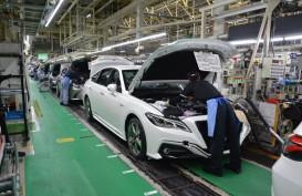 Penjualan Toyota di Dunia Turun 11 Persen Kuartal I/2020