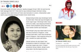 Mbak Tutut: Ibu Tien Meninggal karena Sesak Nafas, bukan Tertembak