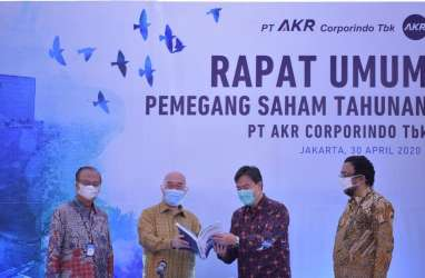 AKR Corporindo (AKRA) Tebar Dividen Rp110 per Saham, Catat Tanggalnya