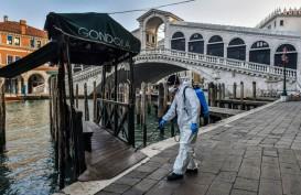 Covid-19 Renggut 27.682 Nyawa di Italia, Tapi Trennya Menurun