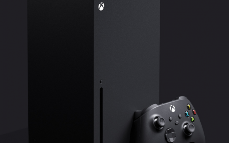 Perangkat Xbox Series X. - xbox.com