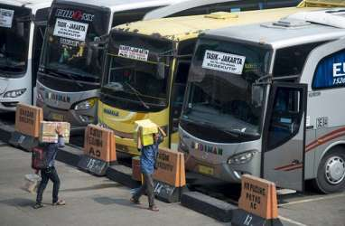 Ada-ada Saja, Begini Cara Sopir Bus Menyiasati Larangan Mudik