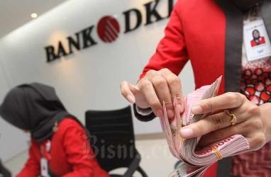 Kuartal I/2020, Bank DKI Bukukan Laba Rp183,95 Miliar