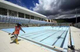 Ditunda Setahun, Pembangunan Venue PON Diharapkan Jalan Terus