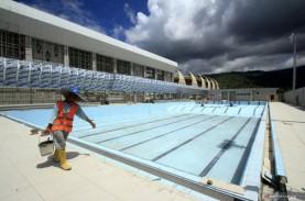 Ditunda Setahun, Pembangunan Venue PON Diharapkan…
