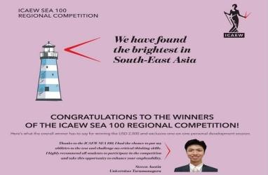 Mahasiswa Indonesia Juarai Kompetisi Akuntansi tingkat Asia Tenggara