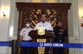 Anies Godok Pembatasan Arus Balik ke Jakarta, Pemudik…