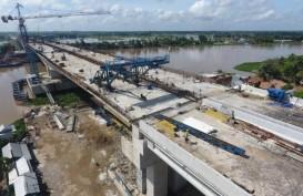 Menteri PUPR : Tol Kapal Betung Rampung 2022
