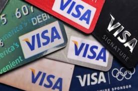 Transaksi Online Melaju di Tengah Pandemi, Saham Visa…