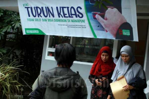 Iuran Bpjs Kesehatan Turun Bagaimana Cara Pindah Kelas Kembali Finansial Bisnis Com