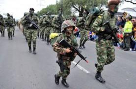 Pejabat Militer Memata-matai Wartawan di Kolombia…