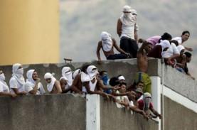Penjara di Venezuela Rusuh, Sedikitnya 17 Narapidana…