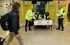 Lockdown di Irlandia Dilonggarkan Bertahap
