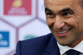 Belgia Perpanjang Kontrak Roberto Martinez Hingga…