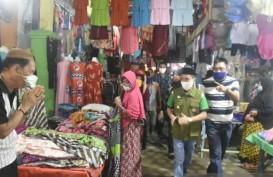 Gorontalo Terapkan PSBB, Pasar Tradisional Tetap Beroperasi