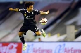 Bek Marcelo Ingin Bertahan di Real Madrid, Setidaknya…