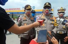 Operasi Ketupat : 23 Ribu Kendaraan Dipaksa Putar Balik