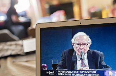 Belanja Saham Saat Pandemi Covid-19? Dompet Warren Buffett Aja Isinya Rp2 kuadriliun Lho...