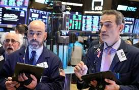 Bursa Berjangka AS Diwarnai Aksi Risk Off, Saham Global Berpotensi Turun