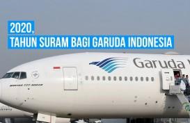 Tidak Beroperasi, Garuda Indonesia Kewalahan Bayar Utang