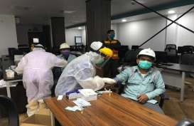 Implementasi Kesiapsiagaan Pandemi, Vale Gelar Rapid Tes untuk Karyawan dan Kontraktor
