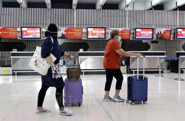 PSBB dan Larangan Mudik, Tarif Angkutan Udara Turun hingga 24 Persen