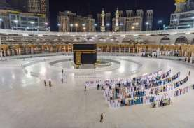Sedih, Sri Mulyani Bicara Kabah Kosong Saat Ramadan…