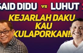 Said Didu vs  Luhut, Refly: Saling tak Mau Kehilangan Muka. Ini Kronologinya