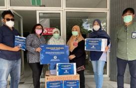 Asuransi Jasindo Beri Bantuan RS Rujukan Covid-19 di 6 Kota