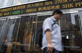Bursa Hong Kong Jeblok, Saham Operator Kasino Tumbang