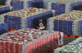 Transaksi Lumbung Pangan Jatim Tembus Rp1,96 Miliar