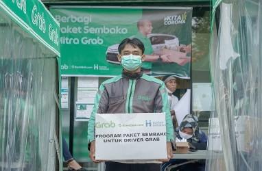 Kurangi Dampak Pandemi Covid-19, Grab Gotong Royong Bantu Mitra