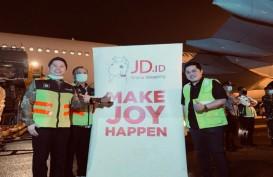 JD.id Serahkan Jutaan Pesanan Alkes dari Guangzhou ke Kementerian BUMN