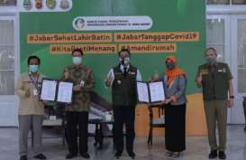 Ridwan Kamil: Pegadaian, Bulog, PT Pos Punya Peran Atasi Dampak Covid di Jabar