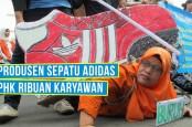 Adidas Brand Sepatu Dunia, Lakukan PHK 2.500 Karyawan