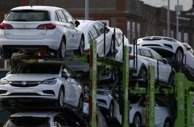 Penjualan Mobil di Inggris Anjlok 97 Persen pada April, Terburuk Sejak 1946