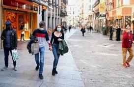 Angka Kematian Baru Corona Stabil, Spanyol Mulai Hidup Normal
