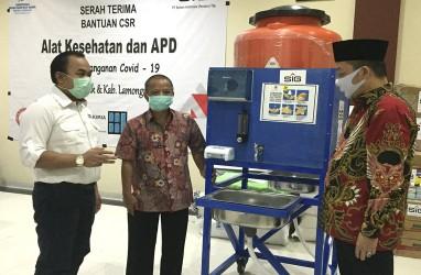 Semen Indonesia Serahkan Bantuan Alkes dan APD Senilai Rp750 Juta
